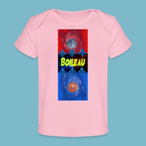 logo5 - Baby Organic T-Shirt