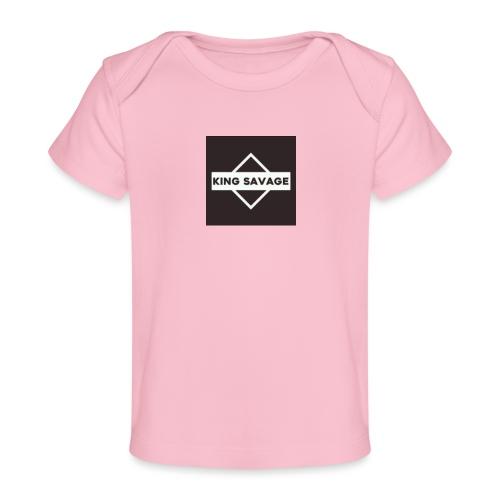 king savage - Baby Organic T-Shirt