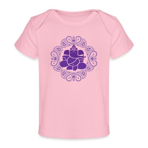 Ganesh Love - Baby Organic T-Shirt