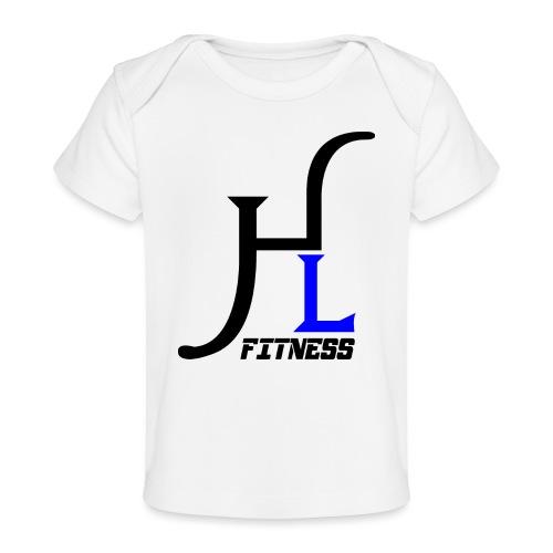 HIIT Life Fitness Blue - Baby Organic T-Shirt