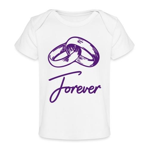 foreverringsman - Baby Organic T-Shirt