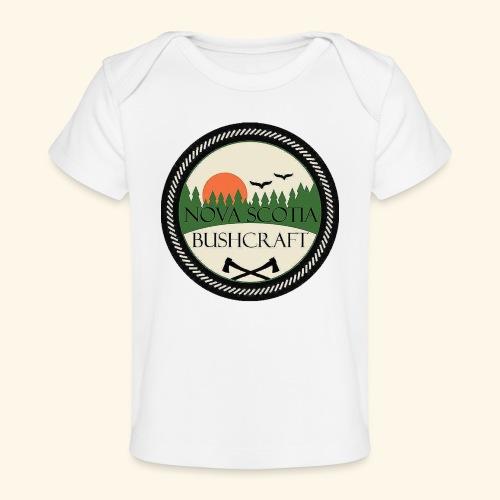 Nova Scotia Bushcraft - Baby Organic T-Shirt