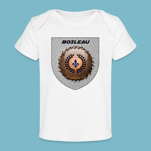 BOILEAU 1 - Baby Organic T-Shirt