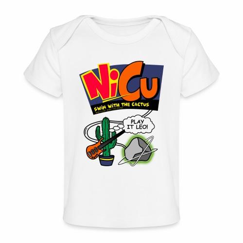 NiCU - Baby Organic T-Shirt