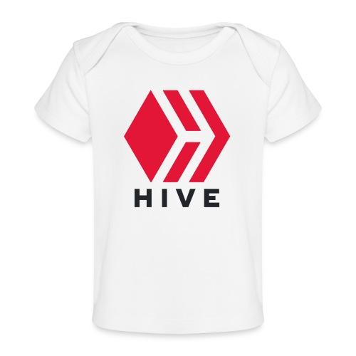 Hive Text - Baby Organic T-Shirt
