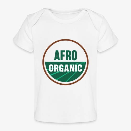 Afro Organic - Baby Organic T-Shirt