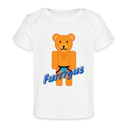 Furrrgus @ Underbear - Baby Organic T-Shirt