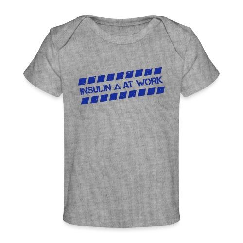 Insulin At Work - Baby Organic T-Shirt
