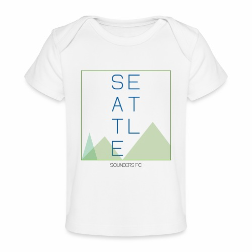 Seattle - Baby Organic T-Shirt
