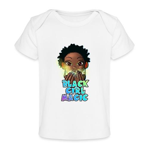 Black Girl Magic - Baby Organic T-Shirt