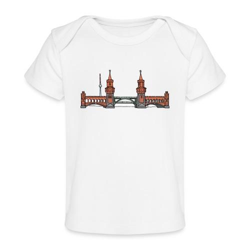 Oberbaum Bridge Berlin - Baby Organic T-Shirt