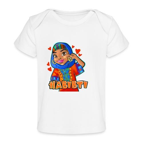 Habibti - Baby Organic T-Shirt