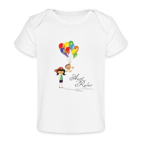 Aunt Rules - Baby Organic T-Shirt