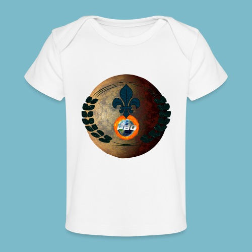 pbq 2 - Baby Organic T-Shirt