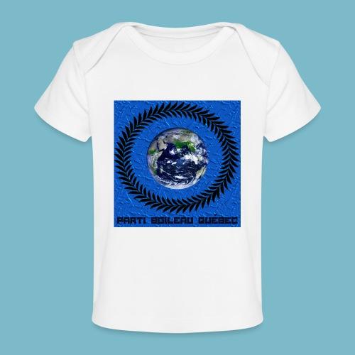party boileau 5 - Baby Organic T-Shirt