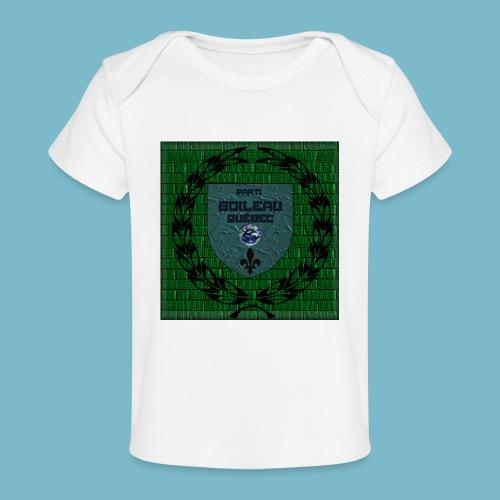 party boileau 7 - Baby Organic T-Shirt