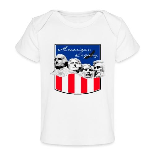 AMERICAN LEGACY - Baby Organic T-Shirt
