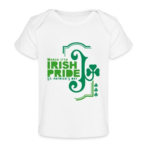 IRISH PRIDE - Baby Organic T-Shirt
