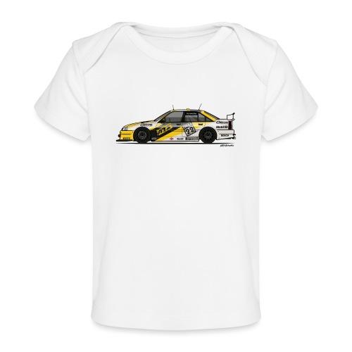 Opel Omega A Irmscher Evo 500 ATS DTM Touring Car - Baby Organic T-Shirt