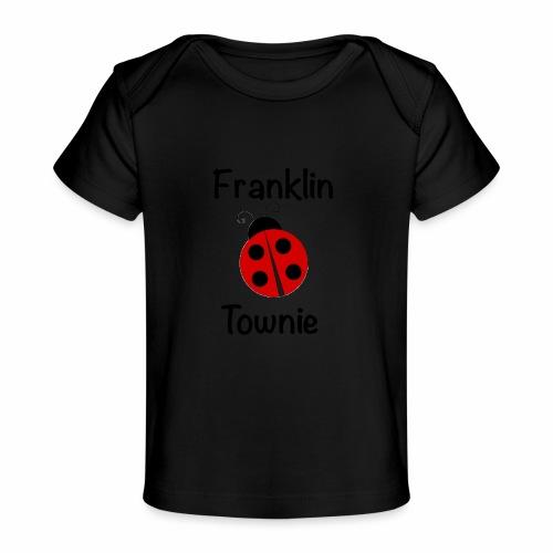 Franklin Townie Ladybug - Baby Organic T-Shirt