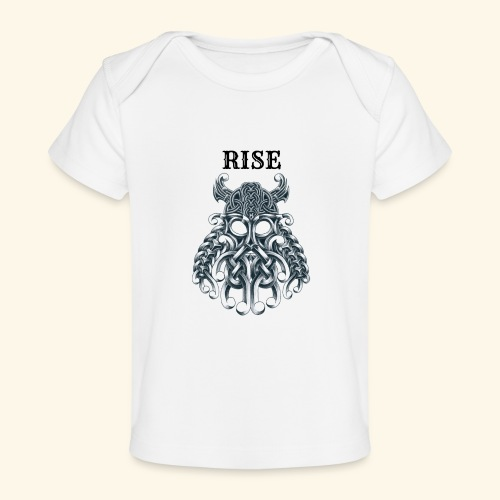 RISE CELTIC WARRIOR - Baby Organic T-Shirt