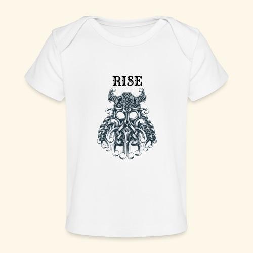 RISE CELTIC WARRIOR - Baby Organic T-Shirt
