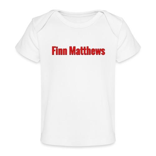 FM Logo - Baby Organic T-Shirt