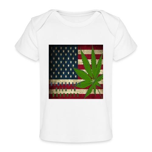 Political humor - Baby Organic T-Shirt