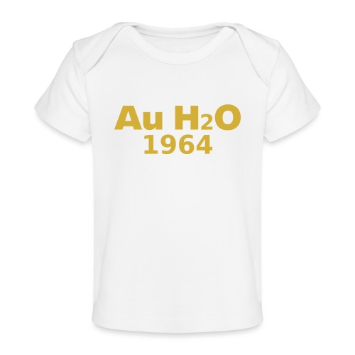AuH2O 1964 - Baby Organic T-Shirt