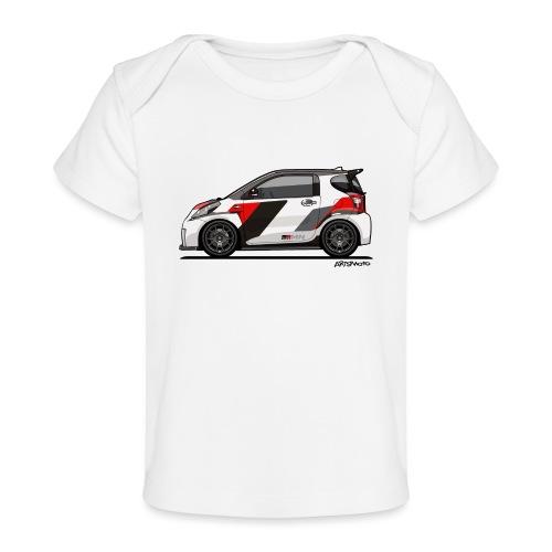Toyota Scion GRMN iQ Concept - Baby Organic T-Shirt