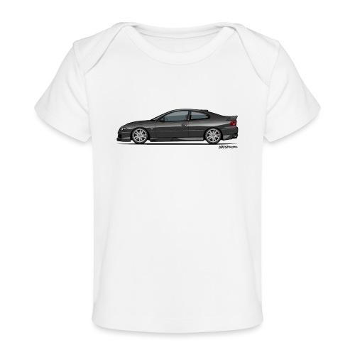 Holden Monaro HSV GTO (V2) Black - Baby Organic T-Shirt