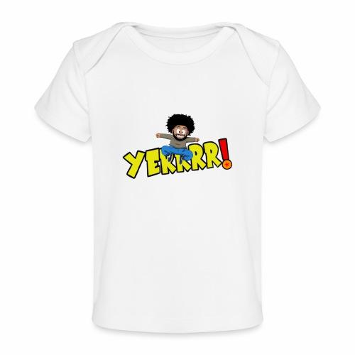 #Yerrrr! - Baby Organic T-Shirt