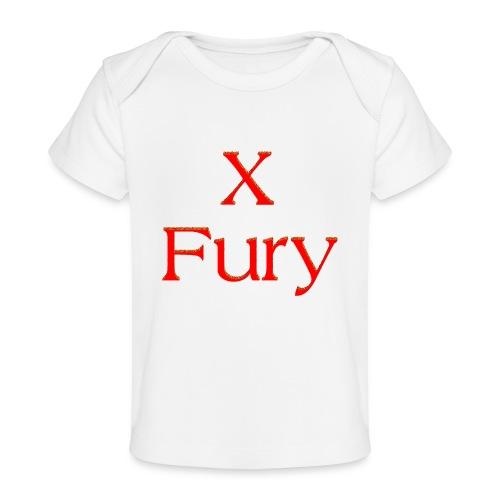 X Fury - Baby Organic T-Shirt