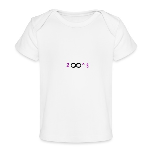 To Infinity And Beyond - Baby Organic T-Shirt