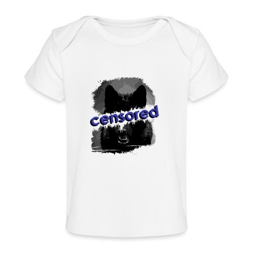 Wolf censored - Baby Organic T-Shirt