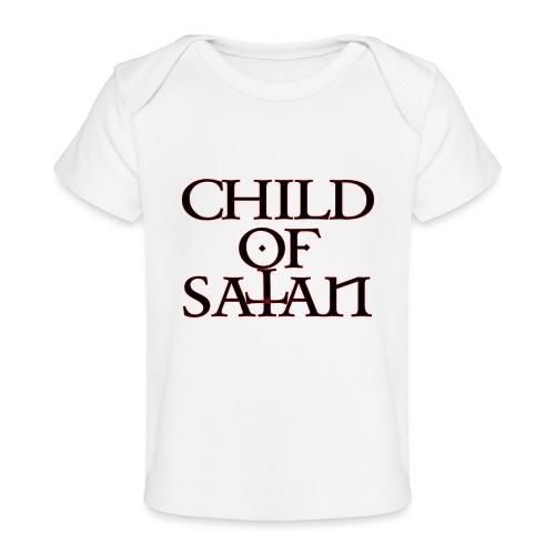 Child Of Satan - Baby Organic T-Shirt