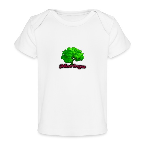 Moringa Logo Apple Iphone 6/6S Case - Baby Organic T-Shirt