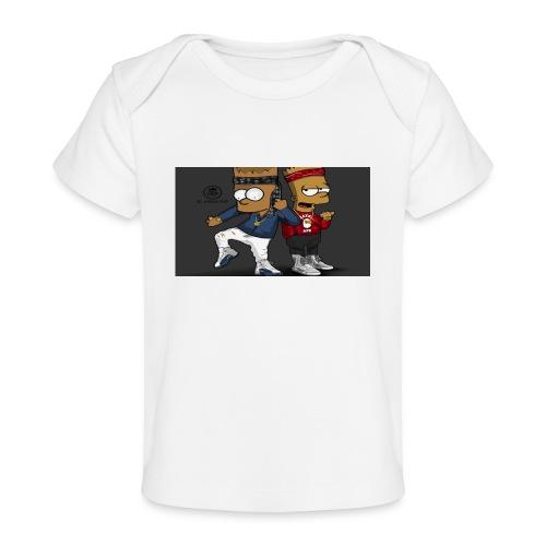 Sweatshirt - Baby Organic T-Shirt