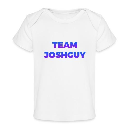 Team JoshGuy - Baby Organic T-Shirt