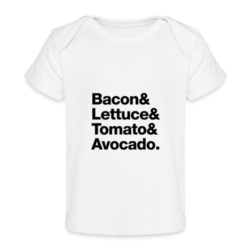 BLTA - Baby Organic T-Shirt