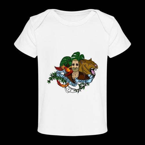 xB ARK (Tattoo Style) - Baby Organic T-Shirt