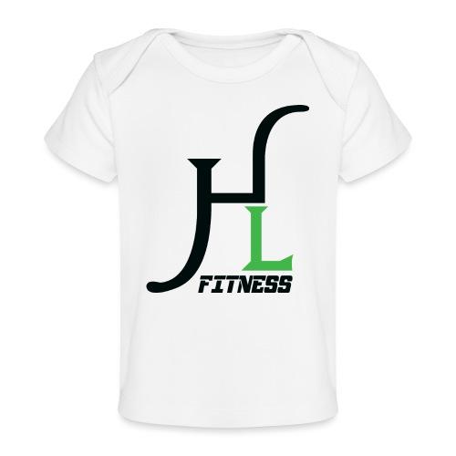 HIIT Life Fitness Logo - Baby Organic T-Shirt