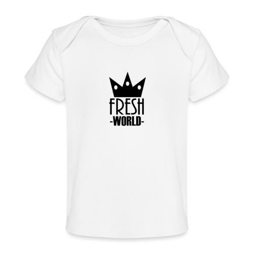 Fresh World - Baby Organic T-Shirt
