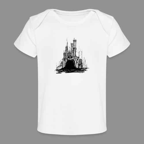 Wolfman Originals Black & White 20 - Baby Organic T-Shirt