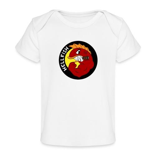 Hellfish - Flying Hellfish - Baby Organic T-Shirt