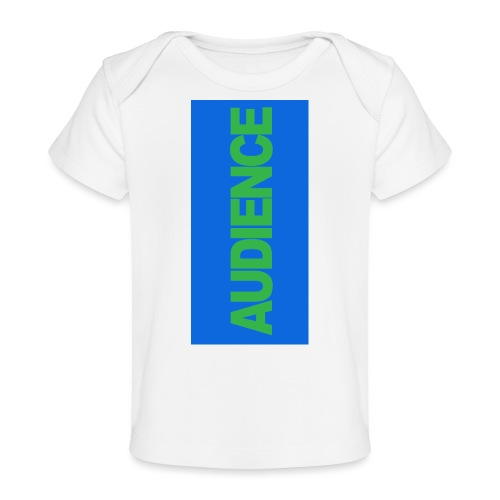 audiencegreen5 - Baby Organic T-Shirt