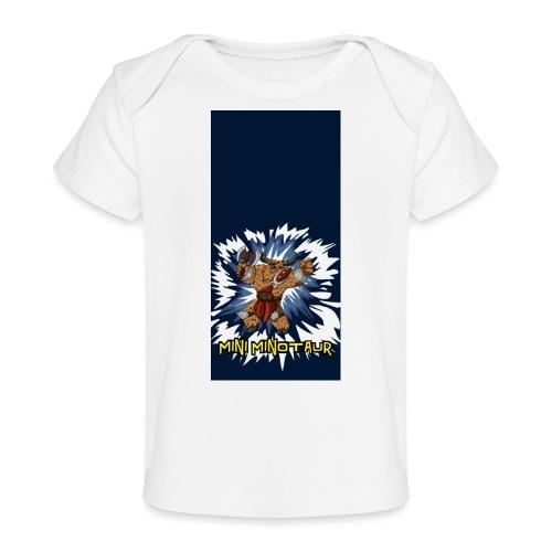 minotaur5 - Baby Organic T-Shirt