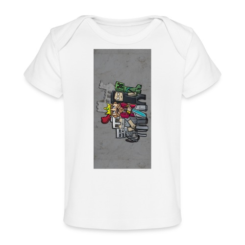 sparkleziphone5 - Baby Organic T-Shirt