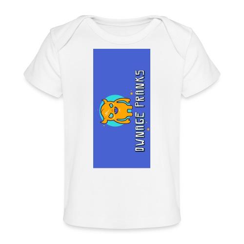 logo iphone5 - Baby Organic T-Shirt