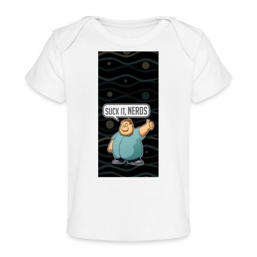 nerdiphone5 - Baby Organic T-Shirt